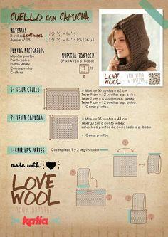 Kubaloo: LOVE WOOL by KATIA - Capítulo 2