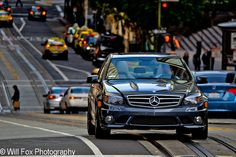 C63+San Francisco hills = Awesome by WFoxPhotography, via Flickr