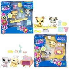 Littlest Pet Shop Portable Gift Assortment Wave 2 Set by Hasbro. $21.95