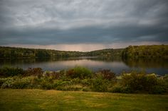 Outdoor Wedding at the Lakehouse Inn in Perkasie, PA