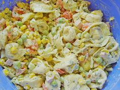 Chefkoch.de Rezept: Tortellinisalat