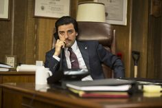 Oscar Isaac ('Show Me a Hero') is the Critics' Choice frontrunner, but watch out for Patrick Wilson ('Fargo') and Idris Elba ('Luther'). Paul Haggis, Show Me A Hero, Hero Tv, Alfred Molina, Patrick Wilson, Oscar Isaac, Tv Awards, Critics Choice, Tv Reviews