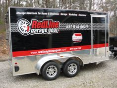 Mobile showroom - Clear Space Garage & Closet Storage Solutions. Eastern MA.