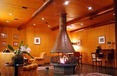 Sala de Leitura do Hotel Rosa dos Ventos