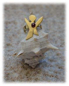 the angel of your hand......ring