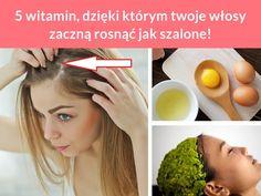 5 witamin, dzięki którym twoje włosy zaczną rosnąć jak szalone! Boost Your Metabolism