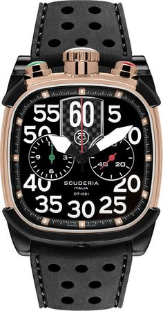 CT Scuderia Watch Scrambler #add-content #bezel-fixed #bracelet-strap-rubber #brand-ct-scuderia #case-material-rose-gold-pvd #case-width-45-x-40mm #chronograph-yes #date-yes #delivery-timescale-call-us #dial-colour-black #gender-mens #luxury #movement-quartz-battery #official-stockist-for-ct-scuderia-watches #packaging-ct-scuderia-watch-packaging #style-dress #subcat-scrambler #supplier-model-no-cs70103 #warranty-ct-scuderia-official-2-year-guarantee #water-resistant-100m
