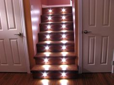 Gallery : Reactive Lighting, Automated LED Stair Lighting Controller  Solutions