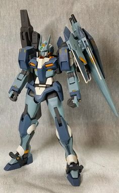 Custom Build: 1/144 Respect Warrior Custom - Gundam Kits Collection News and Reviews