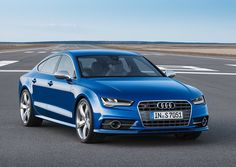 The 2015 Audi S7 is perhaps the most beautiful sedan available for purchase today wearing on its 4-door coupe curves with style and grace. More beautiful,