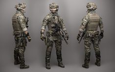 Hello Gentlemen, its been a while. This is my latest piece of work. I hope you like it. Combat Armor, Combat Gear, Military Guns, Military Art, Rainbow Six Siege Art, Man Anatomy, Military Action Figures, Military Special Forces, Weapon Concept Art