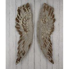 Pacific Lifestyle Wandkunst Angel Wings
