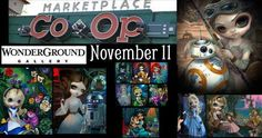I'm back at Disney Springs November 11! Here in Florida – I'll be at Disney's WonderGround Gallery inside of the Marketplace Co-Op inside Disney Springs ! I'm doing another one-night event here, to sign autographs, chat, and meet all of my friends & fans! This special event features my WonderGround Gallery Disney licensed artwork, here …