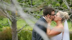 Elise and Matt were married at Victoria's at Ewingsdale, @Byron Gronseth Bay.  Beautiful couple.