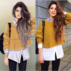 Find images and videos about girl, fashion and art on We Heart It - the app to get lost in what you love. Lovely Girl Image, Girls Image, Girly M Instagram, Cute Girl Drawing, Girly Drawings, Female Character Design, Digital Art Girl, Tumblr Girls, Illustrations
