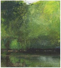 kurt jackson via shelley davies Landscape Artwork, Watercolor Landscape, Abstract Nature, Abstract Art, Kurt Jackson, St Just, Sky Art, Land Art, Art Techniques