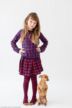 Stripes & plaid: fall fashion is here!