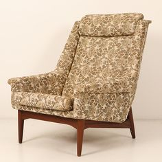 Auktion | Fåtölj Trensums 1950-/60-tal | Stockholms Auktionsverk Online | 789590 Stockholm, Accent Chairs, Armchair, Furniture, Home Decor, Home, Auction, Upholstered Chairs, Sofa Chair
