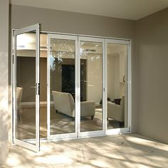Bifold Patio Doors | Bifold door | Pinterest | Patio and Doors