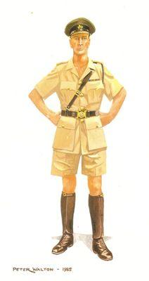 British Empire Army tropical uniform, pin by Paolo Marzioli