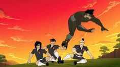"""Supa Strikas-Number 1 show on Disney XD in S.Africa!! """"Cheese Lies and V..."""