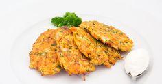 Hovkonditorn: Carrot-Zucchini Hash Browns
