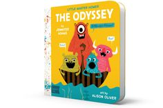 The Odyssey from BabyLit
