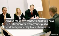 Going for a job interview? Here is our ACTUAL advice - http://snip.ly/J1hj #jobinterview