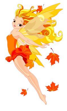 fadinha laranja :: Fantasia