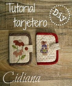 New patchwork quilt country stitches ideas Japanese Patchwork, Crazy Patchwork, Patchwork Bags, Quilted Bag, Tutorial Patchwork, Sewing Caddy, Wallet Tutorial, Card Patterns, Patch Quilt