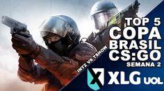 Top 5 Copa Brasil de CS:GO - INTZ vs Tshow