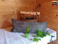Saima-saunatyynyn päällinen Kalanruoto PM n. 23x50 cm - by itu - Outdoor Furniture, Outdoor Decor, Design, Home Decor, Decoration Home, Room Decor, Home Interior Design, Backyard Furniture