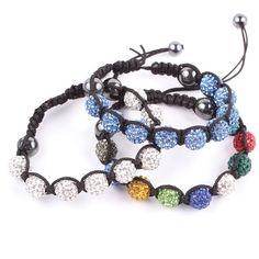 💕set of 3 Shambhala Bracelets💕 Beautiful set of 3 Shambala Moon Bracelet!!!!! Jewelry