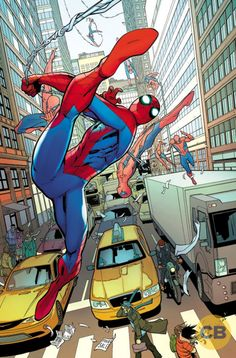 The Amazing Spider-Man #19