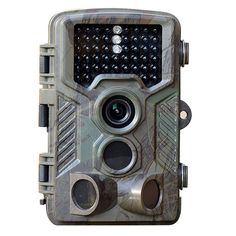 SAVA HD Game and Trail camera for Deer Hunting , No Glow Infrared Scouting Camera Night Vision max to with LEDs , LCD Screen and Waterproof Game Trail, Trail Camera, Photo Store, Security Surveillance, Deer Hunting, Hd 1080p, Night Vision, Sd Card, Wood Watch