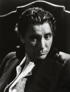 "matineemoustache: ""Ronald Colman as Sydney Carton in A Tale Of Two Cities (1935) """