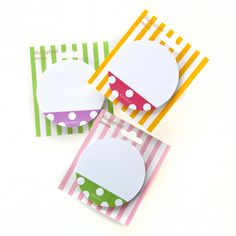 Dot Sticky Notes - See Jane Work