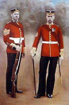 Grenadier Guards 1900 | Flickr - Photo Sharing!