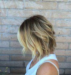 Layered Haircuts for Short Hair-8