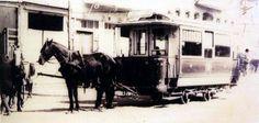3 EYLÜL 1869 - İstanbul'da Atlı Tramvay, Konstantin Karopana tarafından çalıştırıldı.