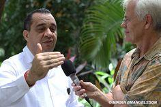 """Resumen Latinoamericano en el Foro de Sao Paulo / [Entrevista-Video]: Julio Chávez: """"El Siglo XXI va a ser el siglo en que finalmente derrotemos al imperialismo norteamericano"""""""