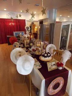 A nice splash girls tea hats Titanic Prom, Titanic Photos, Birthday Party Decorations, Table Decorations, Cruise Party, Tea Hats, Prom Decor, Theme Days, Party Ideas