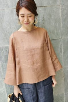 I like it,,,simple blouse