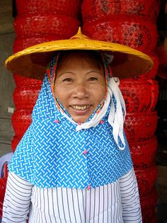 Fujian ~ as seen in CHINA: Portrait of a People by Tom Carter CHINA, via Flickr