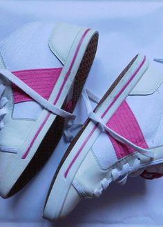 Kup mój przedmiot na #vintedpl http://www.vinted.pl/damskie-obuwie/trampki/15957382-airwalk-trampki-buty-biale-rozowe-38