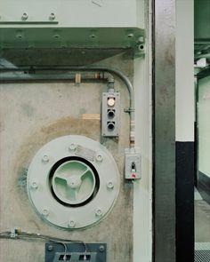 Blast Lock Area - Titan II ICBM Silo - US. Justin Barton.