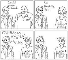 "AYE-LUS by Matsu-sensei on deviantART ~ A joke off the Left 4 Dead 2 demo. I was listening through all the voice responses; played as Nick and used ""Look"" while facing each character. Nick calls Coach in a voice of trust, calls to Rochelle in an oddly romantic tone, and kinda shouts at Ellis. He even imitates an overly southern accent for two clips where he says his name."