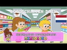Kinderliedjes   Tekenfilm   BOODSCHAPPEN DOEN   Minidisco - YouTube Kindergarten, Preschool Math, Songs About Shopping, Mini, Kids Songs, Courses, Nursery Rhymes, Projects For Kids, Pagan