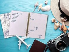 """Filofax az Instagramon: """"Planning for fun in the sun #filofax #clipbook #notebook #traveling #summer #holidays #list #journal #planning"""" Filofax, Traveling, Notebook, Journal, Sun, Holidays, How To Plan, Summer, Vacations"""