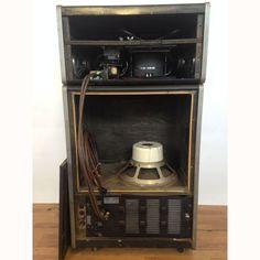 ULTRA RARE 1960's Leslie Model 925 Speaker with JBL 2480 Driver!!